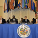 Permanent Council receives Prime Minister of Barbados