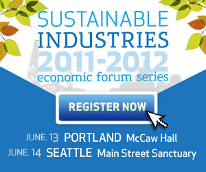 Sustainable Industries Economic Forum