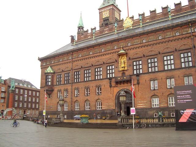 Townhall, Copenhagen
