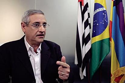 Rev. Waldir Küllian, secretário da Secom-SP, um dos incentivadores do projeto e intermediador da parceria com a Biblica Brasil.