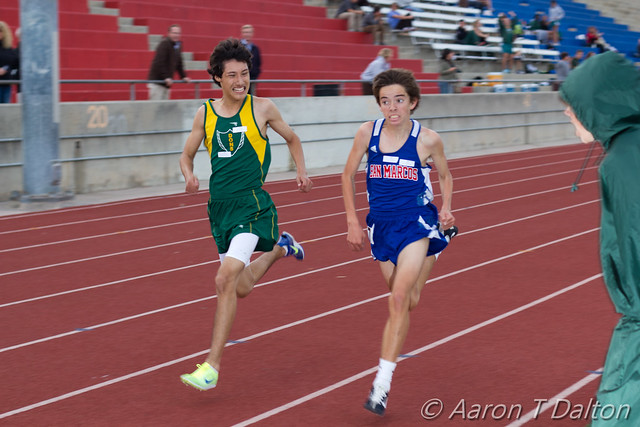 The Most Exciting 3200m Ever