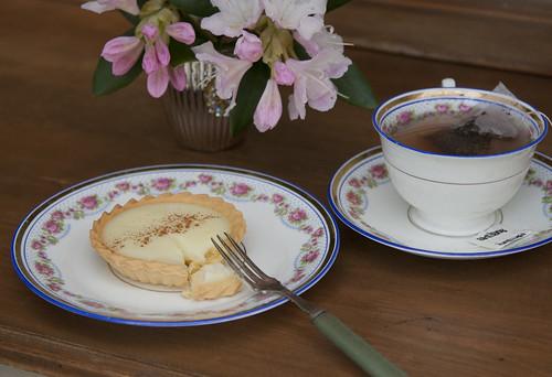 Tea & cake time