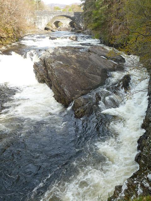 Invermoriston Falls, Great Glen