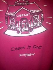 Gone Reading T-Shirt