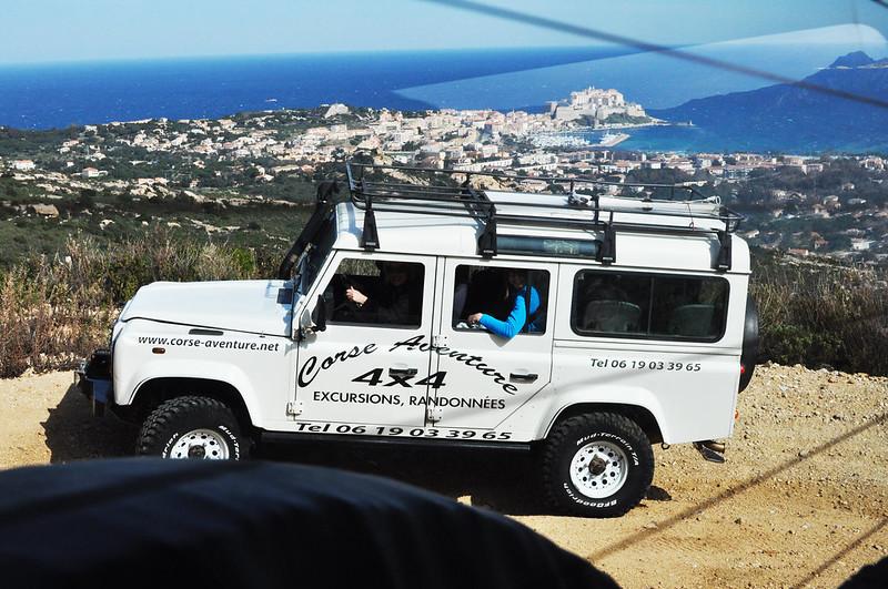 visite de bandits en Corse