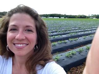 Cheri at Wish Farms