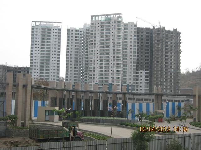 Sangria Towers - Megapolis, Hinjewadi Phase 3, Pune 411057