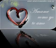 amame como yo te amo