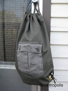 A new knapsack!
