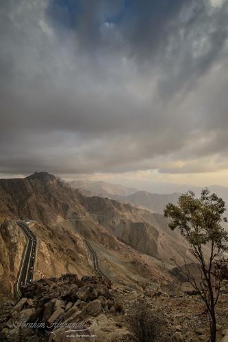 landscape saudi ksa taif alhada ibrahimmalghamdi