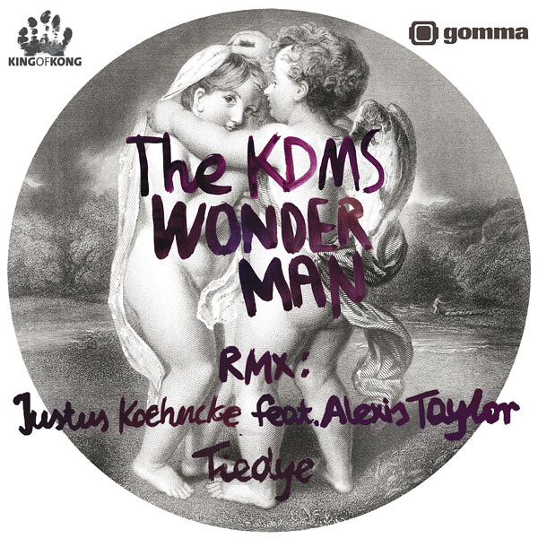 "The KDMS: ""Wonderman"" Video"