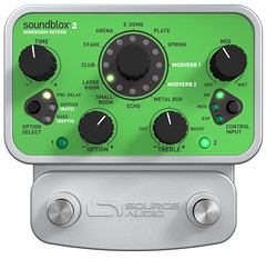 Soundblox®2 Dimension Reverb (SA225)