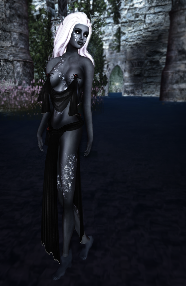 Fantasy Faire 2012 - Elvenbreath - Amalica
