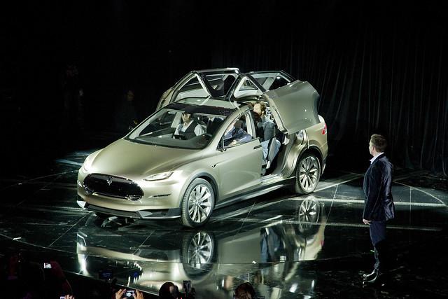 Model X Premiere - February 9, 2012