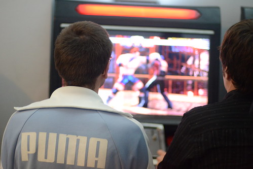 Virtua Fighter 5 - SouthTown Arcade Tournament