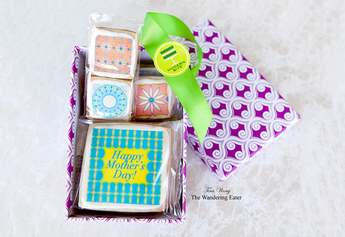 Mordern Mother's Day Cookie Assortment