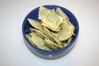 03 - Zutat Ravioli / Ingredient ravioli