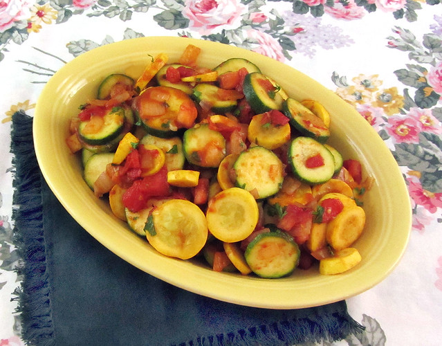 Easy Summer Squash Stir Fry | Flickr - Photo Sharing!