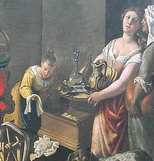 Vicenzo Campi: San Martino (Trasloco), Museo civico Ala Ponzone, Cremona