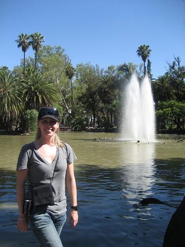 Waterfall in Salta