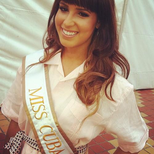 Kelly Saks, Miss Cuba 2011
