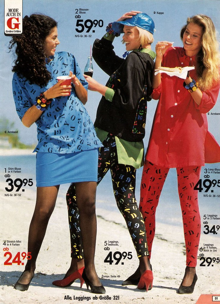 80s Fashion Trends 35 Iconic Looks From The Eighties: Retrospace: Mini Skirt Monday #120: 1980s Fashion Mags