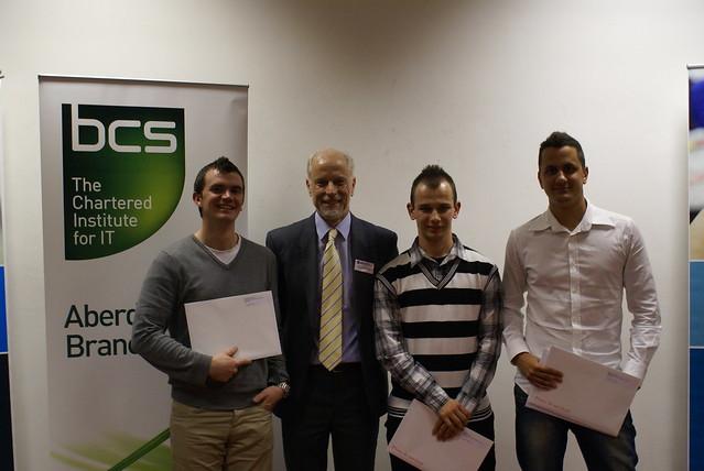BCS Prize winners (CS5)