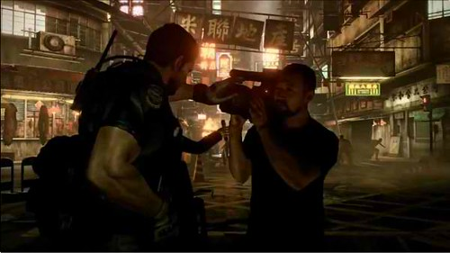 Resident Evil 6: Comic Con Trailer Features A Giant Snake