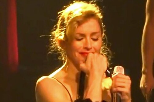 Madonna Crying Video