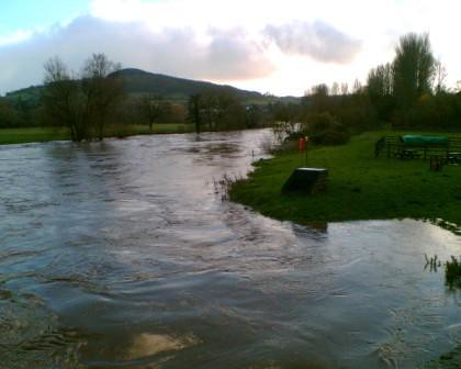 UK Usk River