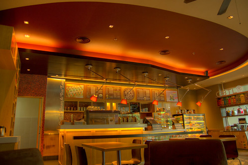 Coffee bean in HDR by andruphotography