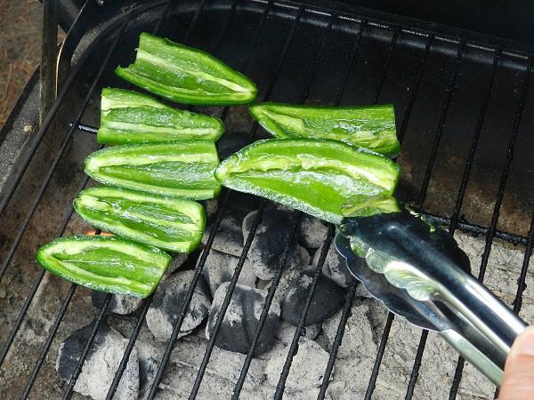 grilling jalapeno