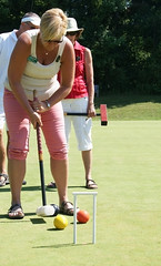 Judges Play Croquet