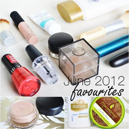 June 2012 Favourites