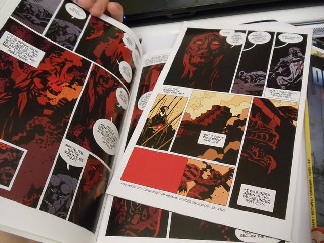 Hellboy Split Asunder