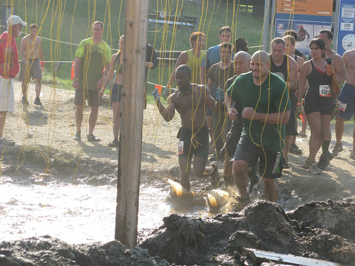 Tough Mudder New England