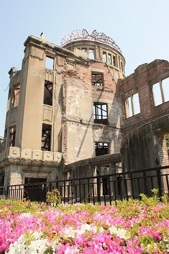 A-Bomb Dome - Hiroshima Peace Memorial Park
