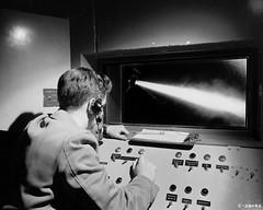 Rocket Propulsion Work at Lewis Laboratory