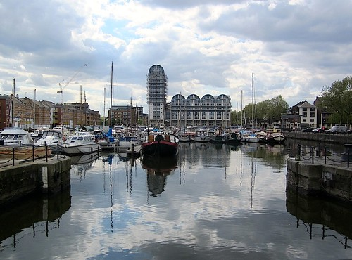 South Dock, Rotherhithe