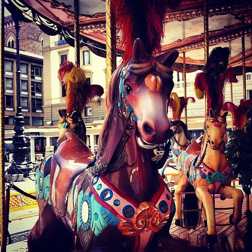 Лошади нынче в моде