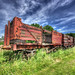Prestongrange wagons by elementalPaul