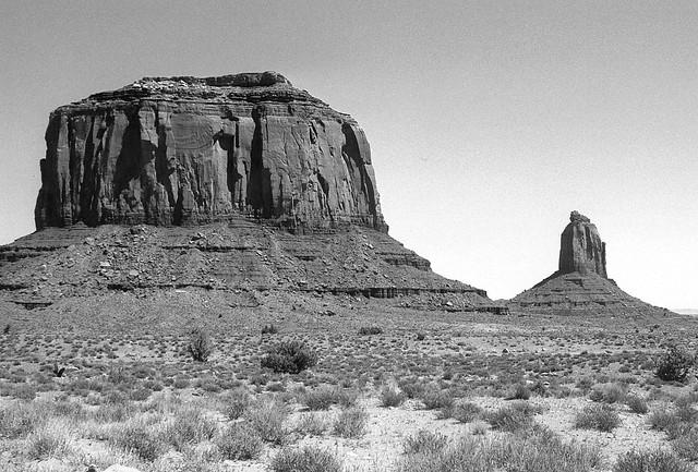 035 Monument Valley Navajo Tribal Park (Utah - USA)