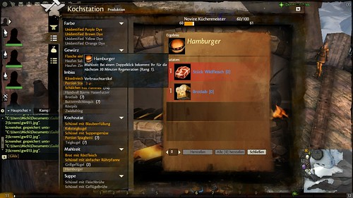 Guild Wars 2 Cooking 2