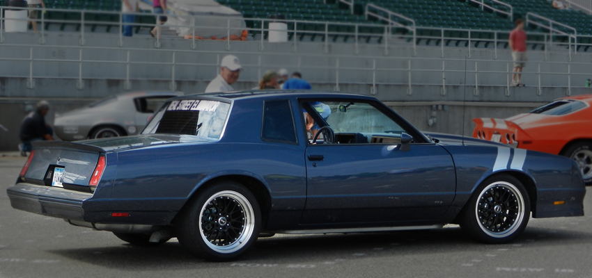 Monte Carlo, Regal, Cutlass, El Camino 78-88 GM G Body Front Cups Air Ride Bag