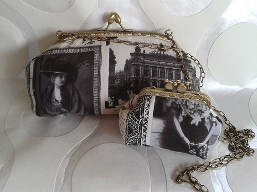 Conjunto Vintage by ♥Linhas Arrojadas Atelier de costura♥Sonyaxana