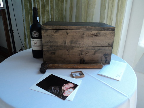 Wine Box Wedding Tradition