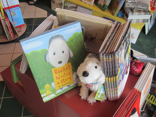 Rocket Writes a Story - Lemuria Books