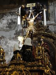 Sagrado Descendimiento y Quinta Angustia