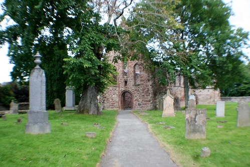Entrance to Beauly Priory
