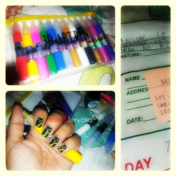 Nailart Pens